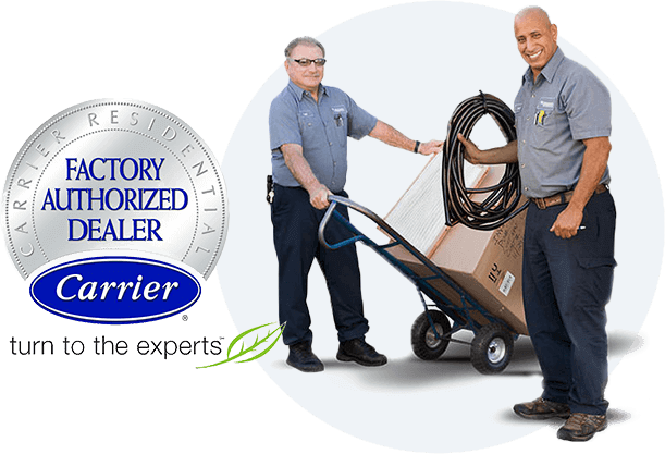 Carrier Residential; Factory Authorized Dealer